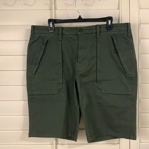 """Men's brushed cotton tactical shorts! Waist is 36"""""""